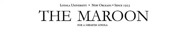 Logo of The Maroon